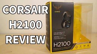 Corsair H2100 Wireless Headset Review