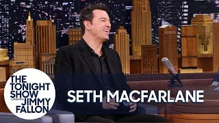 Seth MacFarlane Rocked a Bad Trendy '90s Haircut When Family Guy Debuted
