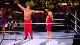 Fandango & Khali Have A Dance Off - April 29th, 2013