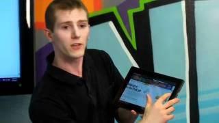 Tablet PC Comparison Video Series: Apple iPad 2 vs Asus Eee Pad Transformer
