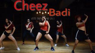 Cheez Badi | Machine | The BOM Squad | Jazz Choreography by Radhika Mayadev