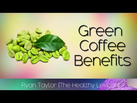 Green Coffee: Benefits (Weight Loss)