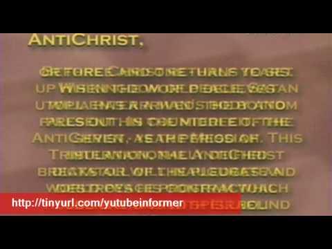 ANTI-CHRIST: Coming to a Neighborhood Near You