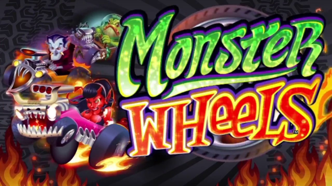 Monster Wheels från Microgaming