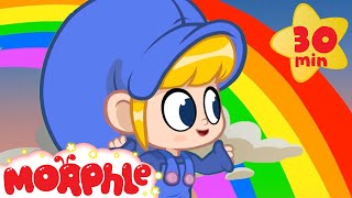The Rainbow Land! - My Magic Pet Morphle | Cartoons For Kids | Mila and Morphle