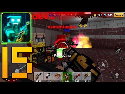 Pixel Gun 3D - Gameplay Walkthrough Part 15