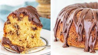 yellow cake mix sour cream chocolate chips