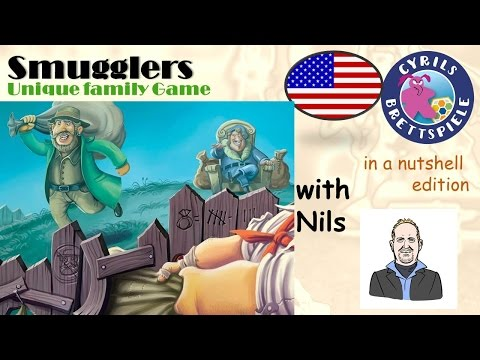 Cyrils Brettspiele - Smugglers - in a nutshell (N63) - Is this too big?