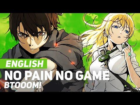 "BTOOOM! - ""No Pain No Game"" | ENGLISH Ver | AmaLee"