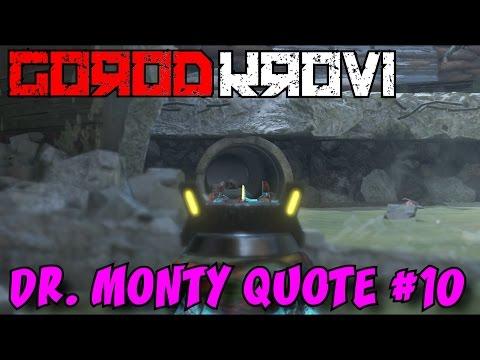 Gorod Krovi All Dr Monty Wisps & Quotes, Samantha in the