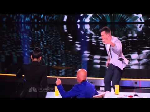 America's Got Talent 2014 - The Semi Finals - Mat Franco (видео)