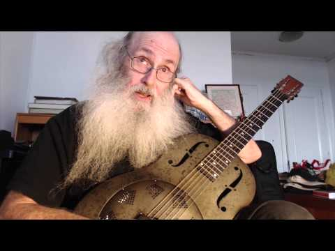 Slide Guitar Blues Open D Boogie Woogie Guitar Lesson. (In This Lesson We learn How To Play Blues)!