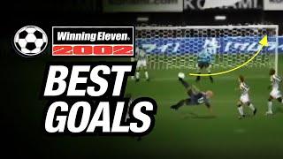 Winning Eleven 2002 Best Goals