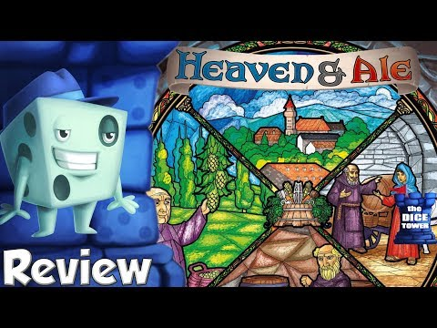 Heaven and Ale Review - with Tom Vasel