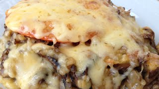 Мясо по Французски - Ну Очень Вкусно!!! | Veal Orloff Recipe, English Subtitles