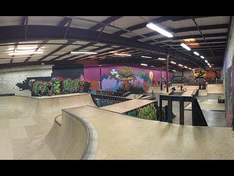 Metro Skatepark Orlando