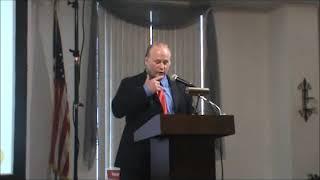 June 6, 2019 General Meeting – Michael Johns