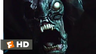 Resident Evil: Degeneration (2008) - I Don't Want to Hurt You! Scene (9/10) | Movieclips