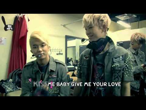 [Karaoke-ThaiSub] B.A.P - Dancing in the rain
