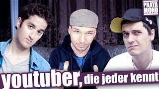YOUTUBER, DIE JEDER KENNT [Official Music Video]