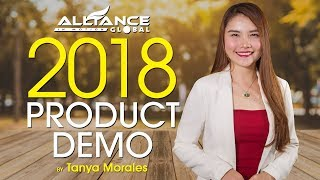 Download Video New 2018 Product Demo by Tanya Morales (AIM Global Cebu Top 1) MP3 3GP MP4