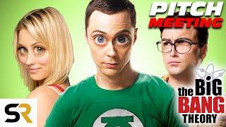 The Big Bang Theory Pitch Meeting