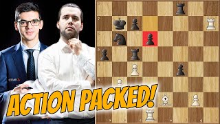 Double Blindness Action || Nepo Vs Giri || Chess24 Legends Of Chess (2020)
