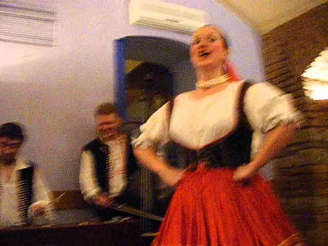 Prague - Czech Folk Song
