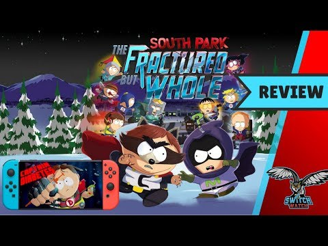 South Park The Fractured But Whole Nintendo Switch Review (18+)