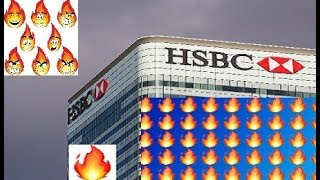 HSBC Bank Rumors: Where There's Smoke, There's Fire?