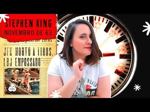 NOVEMBRO DE 63 | STEPHEN KING | SUMA DE LETRAS