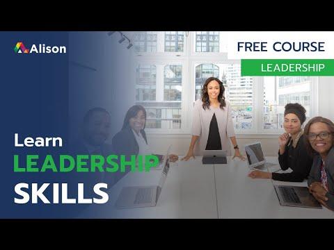 Leadership and Management Skills- Managing Employees- Free ...