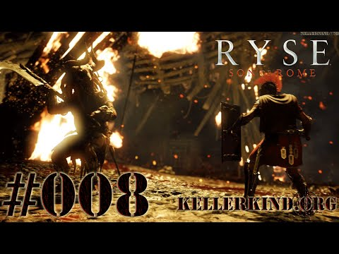 Ryse: Son of Rome [HD|60FPS] #008 - Der Weidenmann ★ Let's Play Ryse