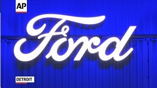 Ford, Volkswagen join forces on pickup trucks