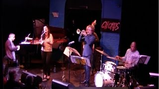 Sarah Lancman Ft. Giovanni Mirabassi - The Gift - Live @ Chorus Jazz Club