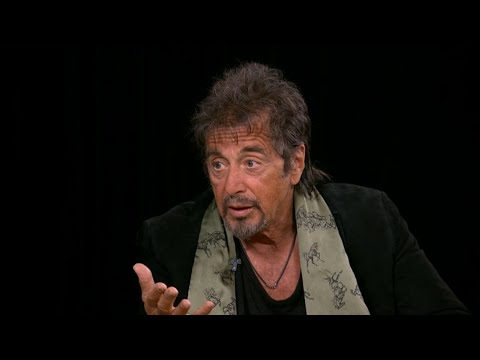 Al Pacino Full Interview with Charlie Rose (2015)