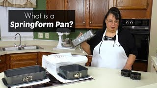 What is a Springform Pan? | How to Use a Springform Pan for Baking | Saturday Tip of the Week