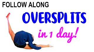 How to do OVERSPLITS