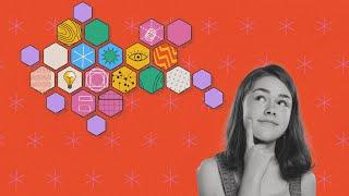 Using Hexagons to Build Critical Thinking Skills