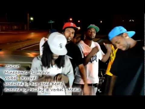 """SHINE"" Minegamez ft Heavy (Official Video)"