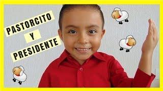 POESÍA PASTORCITO Y PRESIDENTE   EL SHOW DE HABBY