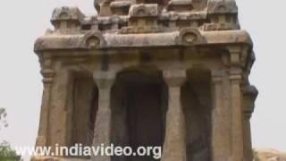 Valayankuttai ratha at Mahabalipuram