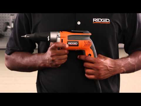 RIDGID R60002 Drywall Screwdriver