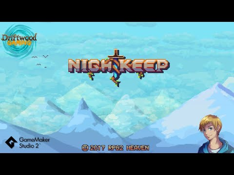 NightKeep - First Impressions - GameMaker Studio 2