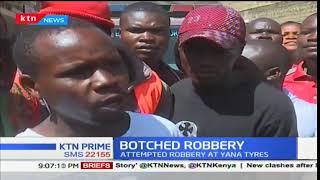 Raila Odinga is ready for dialogue as CS Wamalwa kicked out of event: KTN Prime