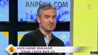 GUILLAUME MALASNÉ SUR LA 1ÈRE !