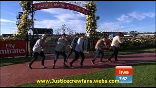 Justice Crew Rise & Fall Sunrise 4/11/14