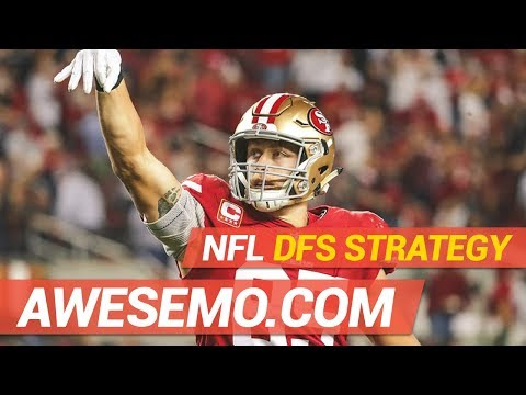 NFL DFS STRATEGY - WEEK 3 OWNERSHIP FIRST LOOK - 2019 FANTASY FOOTBALL: DRAFTKINGS | FANDUEL | YAHOO