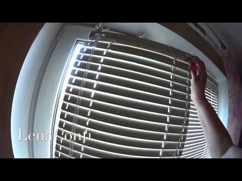 LC200:Женский клуб. Как снять горизонтальные металлически жалюзи с пластиковых окон, чтобы помыть ?!