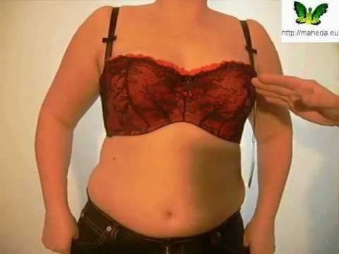 Powiększenie piersi w 3 rozmiarach
